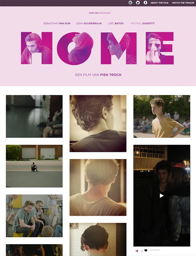 Home, a film by Fien Troch